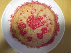 ストロベリーガトーショコラ for Valentine