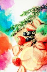 きみはやっぱり林檎の匂いがする。